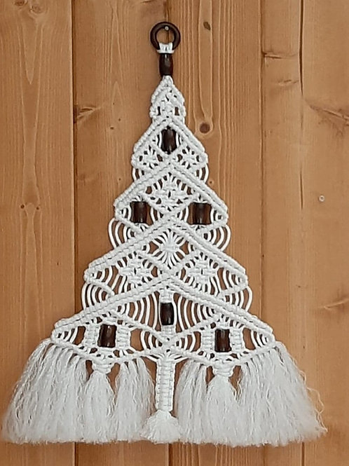 Macrame Tree Instructional Video & Supply Kit