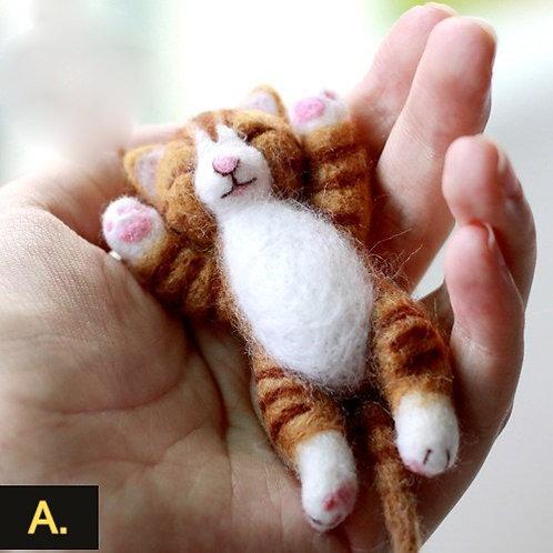 Animal Felting Kit