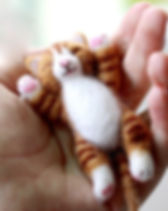 felting kit cat orange.jpg