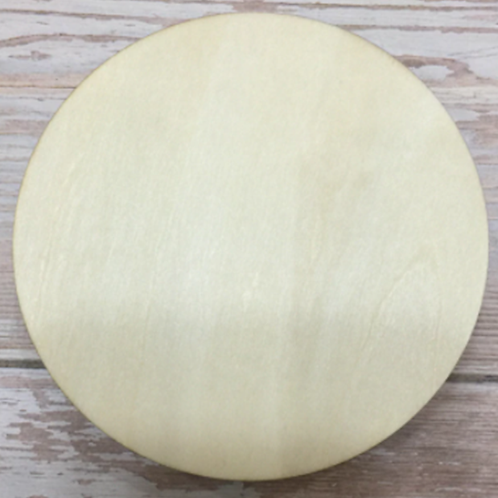 13cm Wood Disc for Dotscape Painting