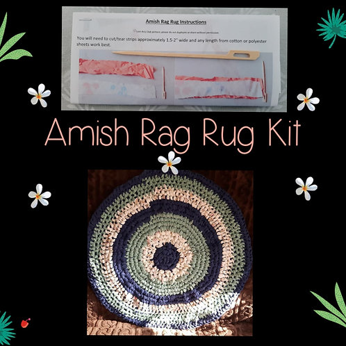 Amish Rag Rug Kit