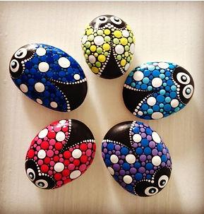 dot art ladybug rocks.jpg