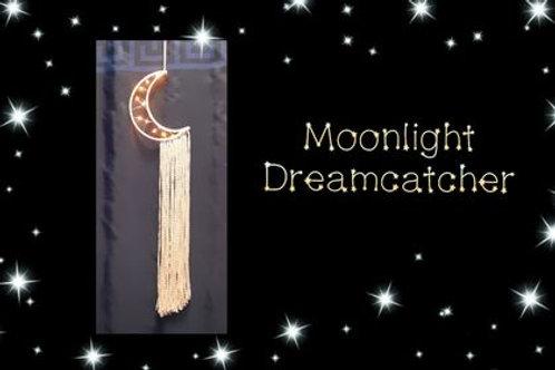 Moonlight Dreamcatcher Instructional Video & Supplies