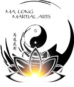 yin yang symbol plus buddhist lotus