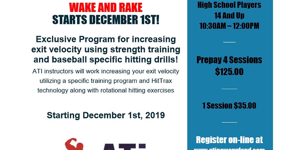 ATi Wake and Rake