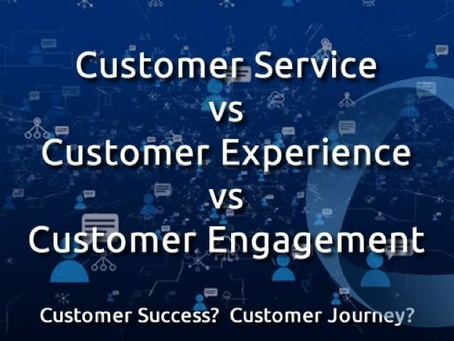 Why Customer Experience comes before the strategy