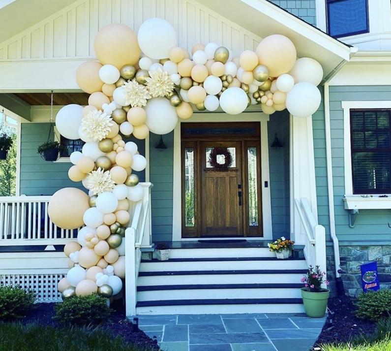 Wedding Balloons Arch