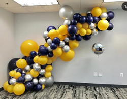 Organic Balloons Garalnd