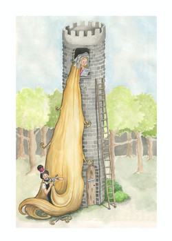 final rapunzel