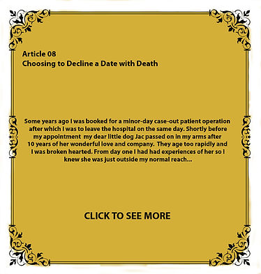 Choosing to decline a date with death.jp
