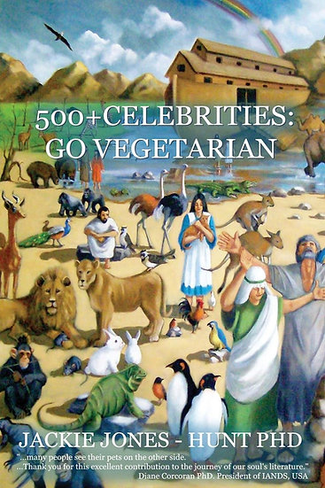 500+ Celebrities: Go Vegetarian