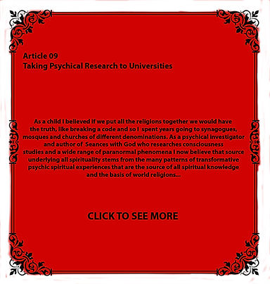 Taking Physical Research to Universities