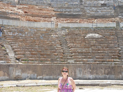 Ephesus and the Great Theatre of the 3rd Century BC, Ephesus, Turkey. New Testament St. Paul Visited