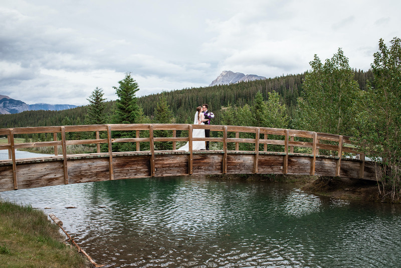 hidden gem locations in the Rocky Mountains for wedding couples