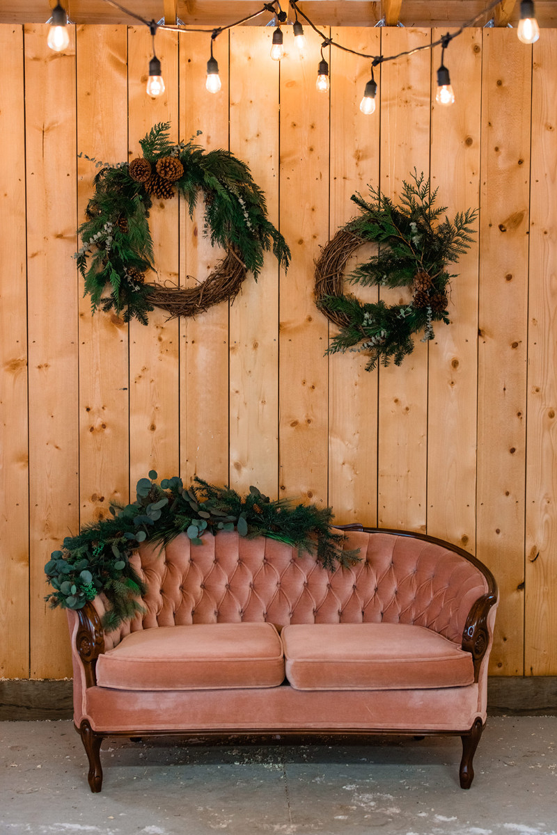 wedding chair and couch rentals in Calgary