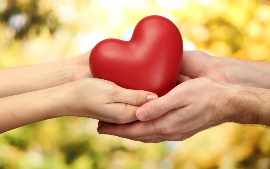 Podaruj innym odrobinę dobrego serca