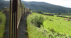 A view of the railway