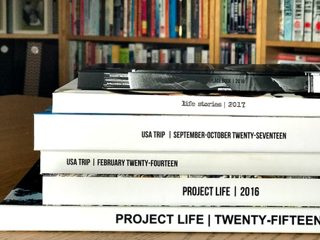 My Collection of Photobooks