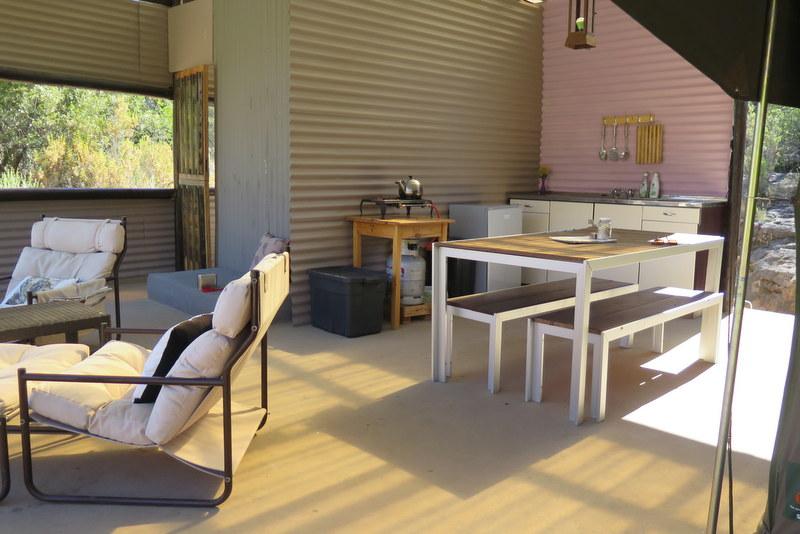 Lounge /dining area