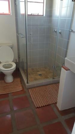 Stort en toilet