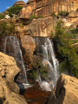 do the waterfall walk