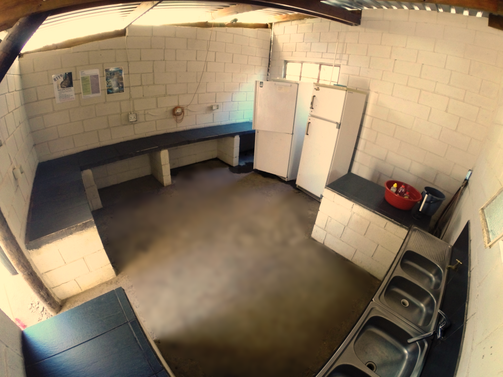 Kitchen/ scullery