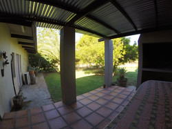 Limited view from Braaistoep