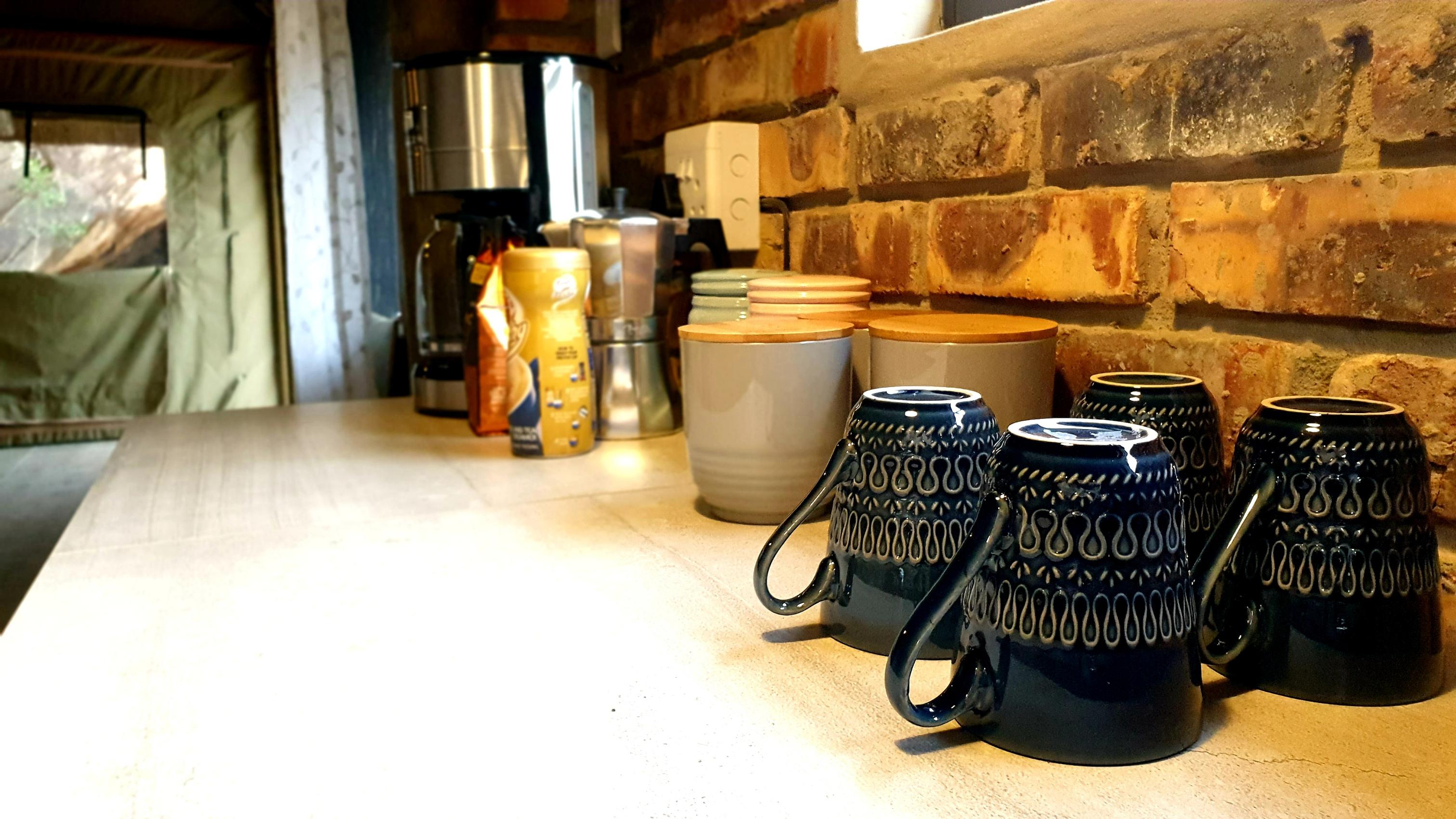 Kuru coffee station