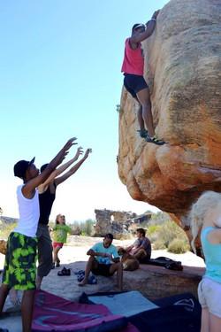 Rocklands Rangers Climbing School