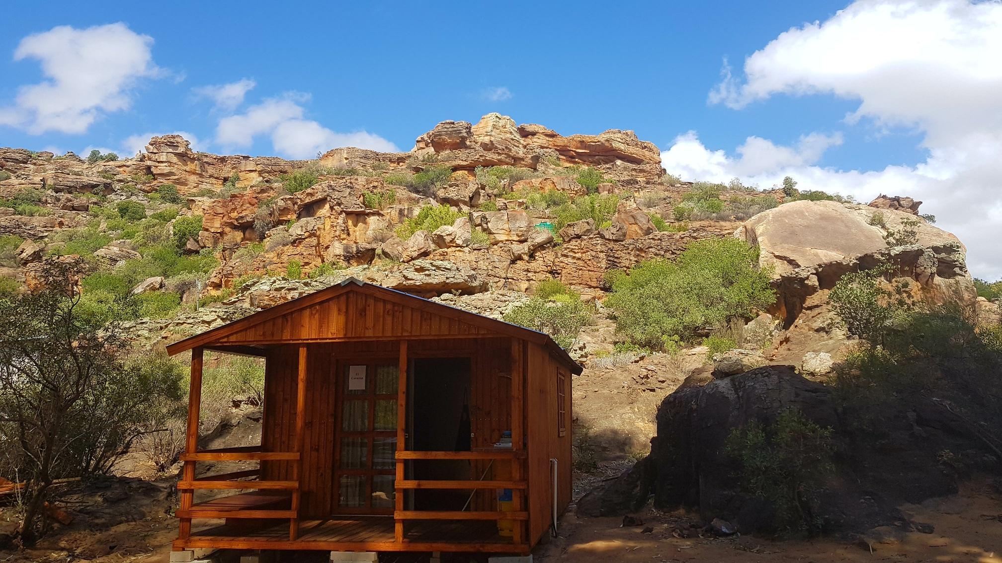 Camp Cabin El Corazon