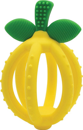 Lemon Bitzy Biter™ Teething Ball Baby Teether
