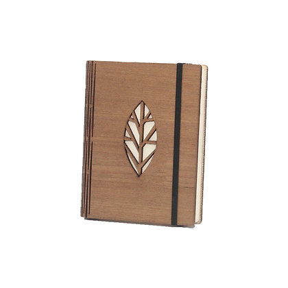 Large Wooden Journal