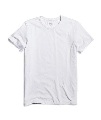 Marine Layer Signature Crew T-Shirts -Womens
