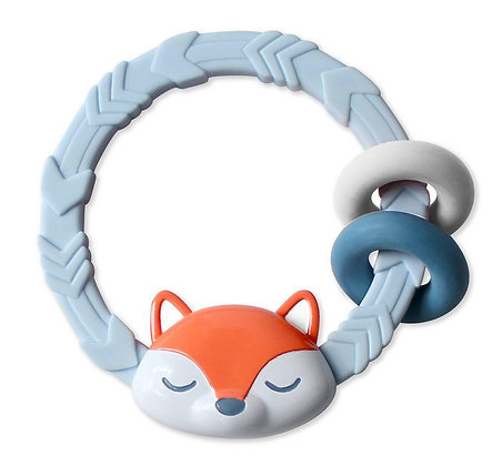 Ritzy Rattle™ with Teething Rings