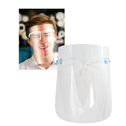 #CPP-5948 – Face Shield Glasses