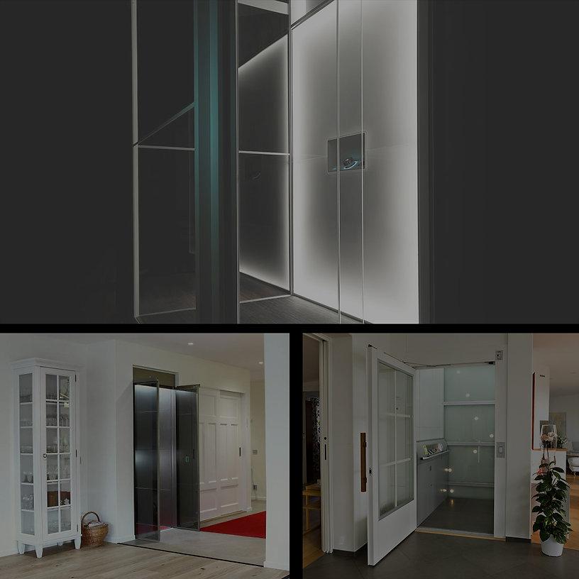 انواع المصعد السويدي