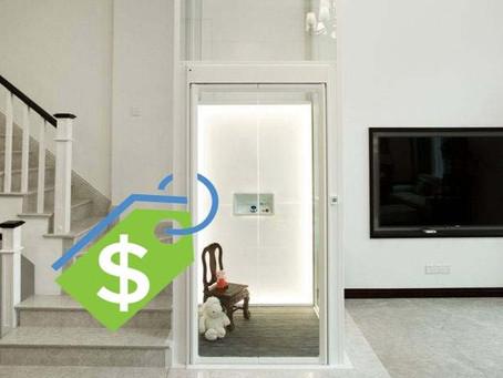 اسعار المصاعد المنزلية