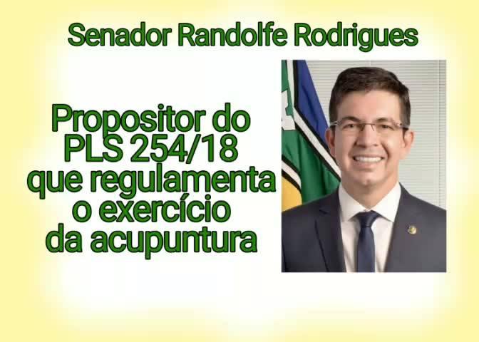 Dessa vez com força total! Avante acupunturistas brasileiros! Avante profissionais das PIC's.