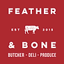 Feather & Bone Logo