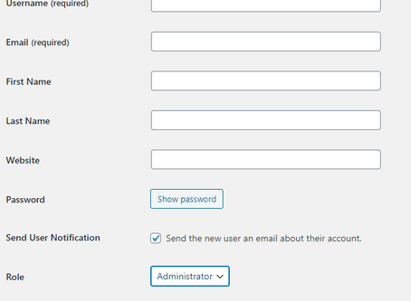 HOW TO MAKE AN ADMIN USER IN WORDPRESS