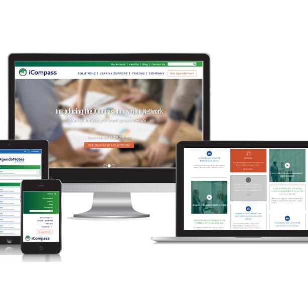Brand refresh, website & app