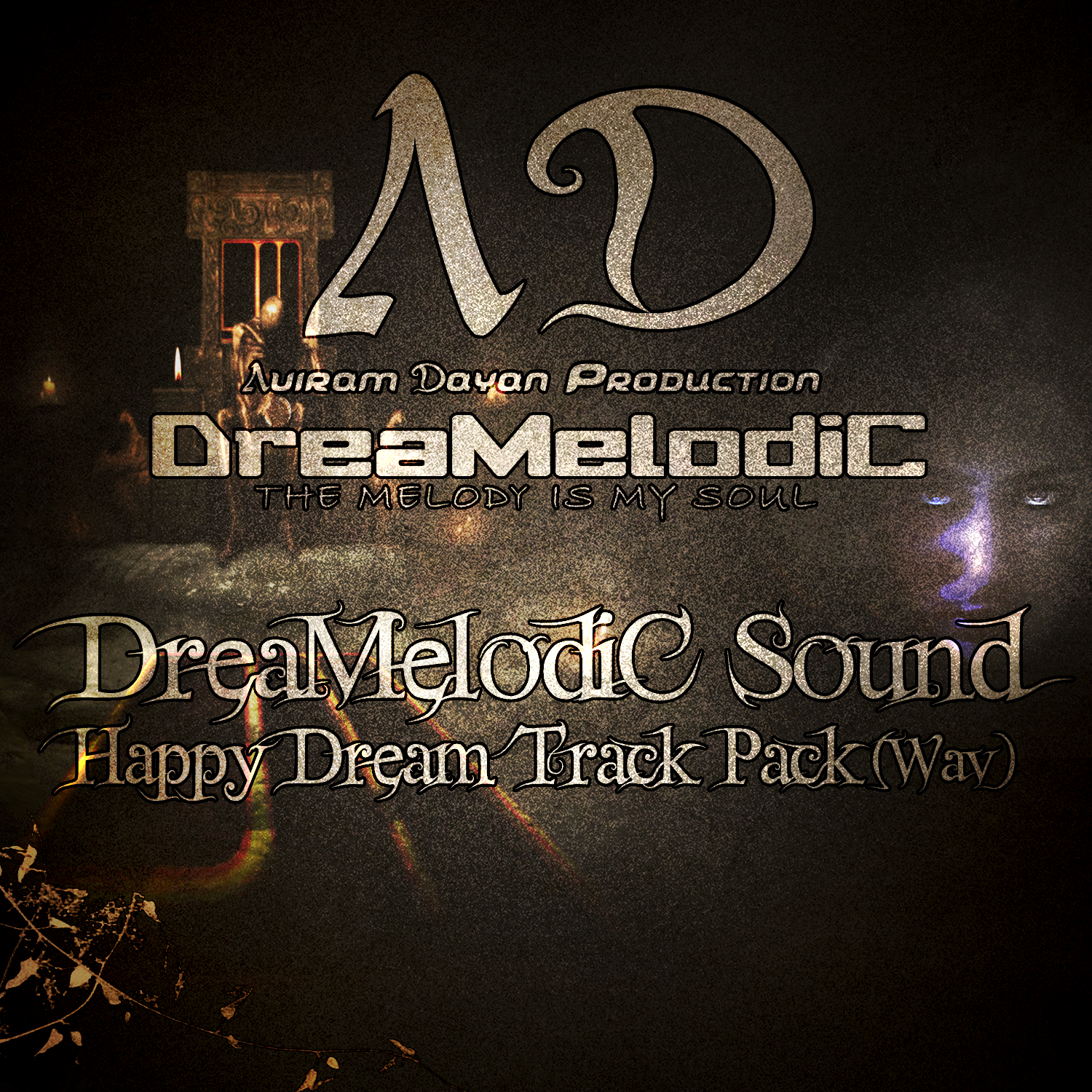 Happy Dream Track Pack COVER