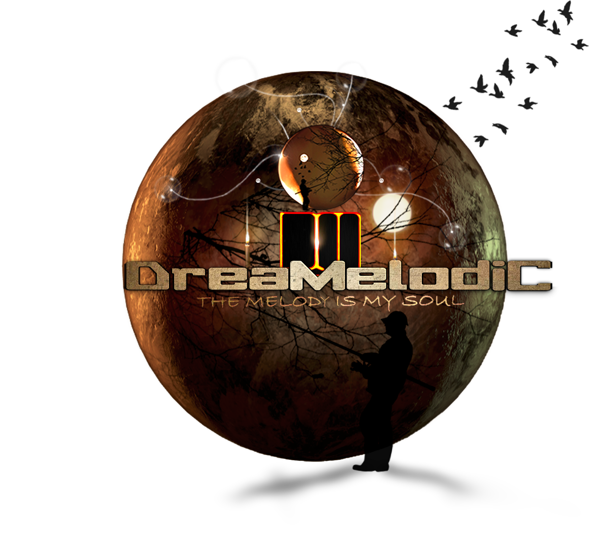 Ball Logo New Happy Dream1