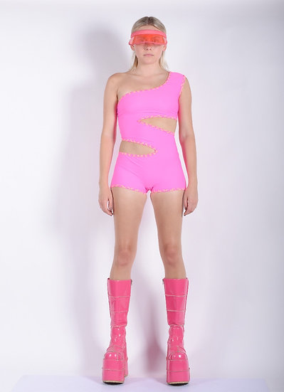 The Jagger - Neon Pink