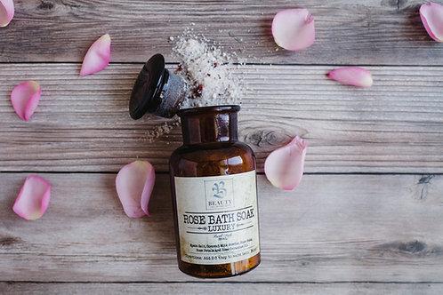 ROSE BATH SOAK BATH SALTS