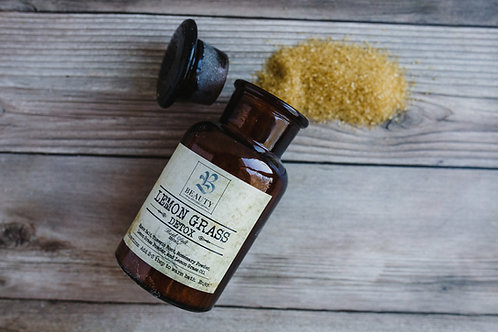 LEMON GRASS DETOX BATH SALTS