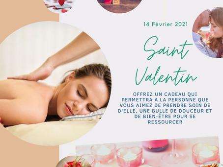 Saint Valentin/anti-St Valentin: Offrez ou offrez-vous un moment cocooning