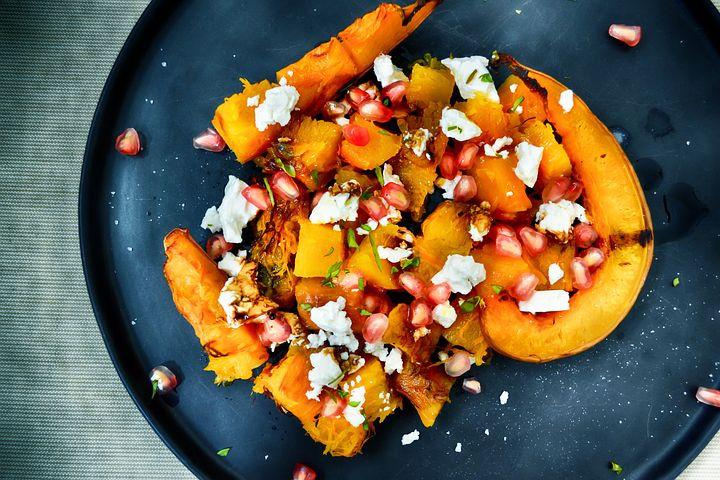 Légumes rôtis d'automne