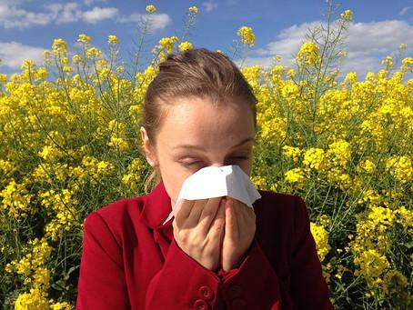 Les allergies saisonnières: des solutions naturelles efficaces !