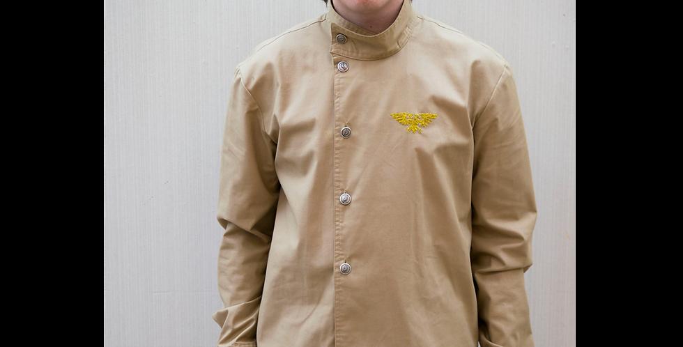 125969 * Asymmetric basic men shirt.
